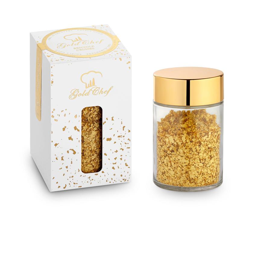Gold Crumbs 3 gr Gold Crumbs