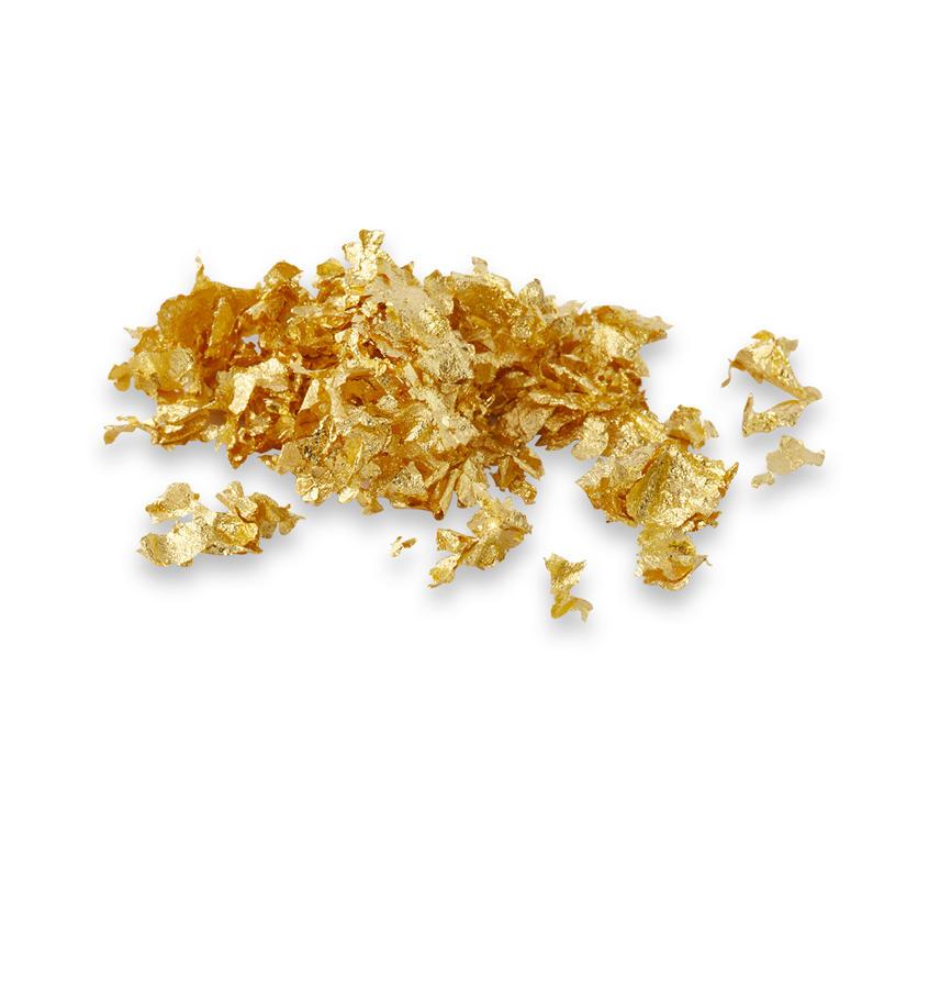 Gold Crumbs 50 gr Gold Crumbs