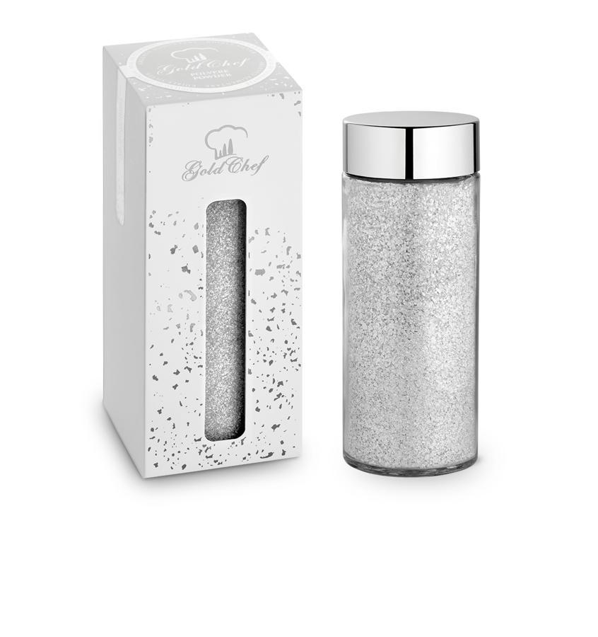 Silver Powder 10 gr Silver Powder