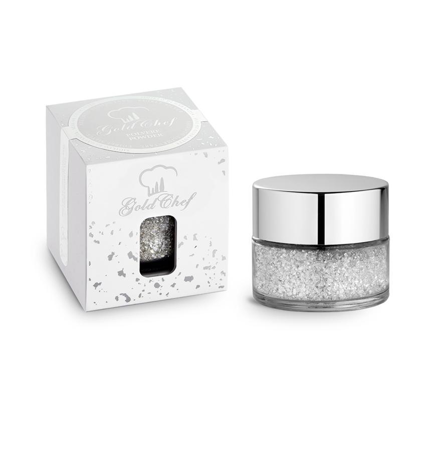 Silver Powder 1 gr Silver Powder