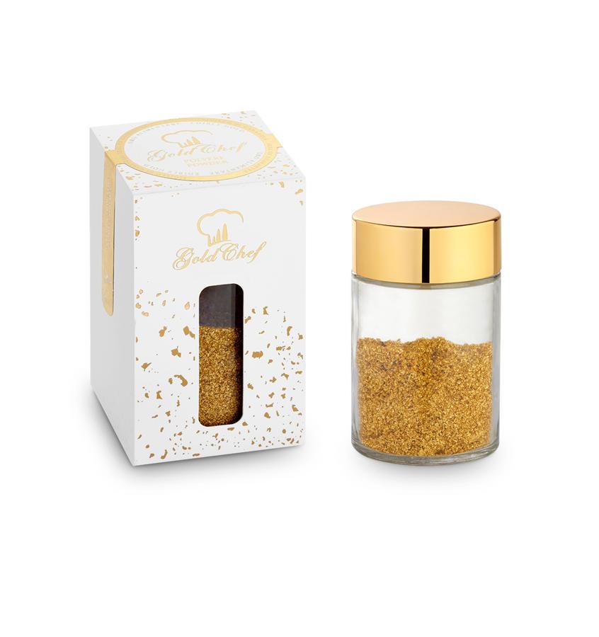 Gold Powder 3 gr Gold Powder
