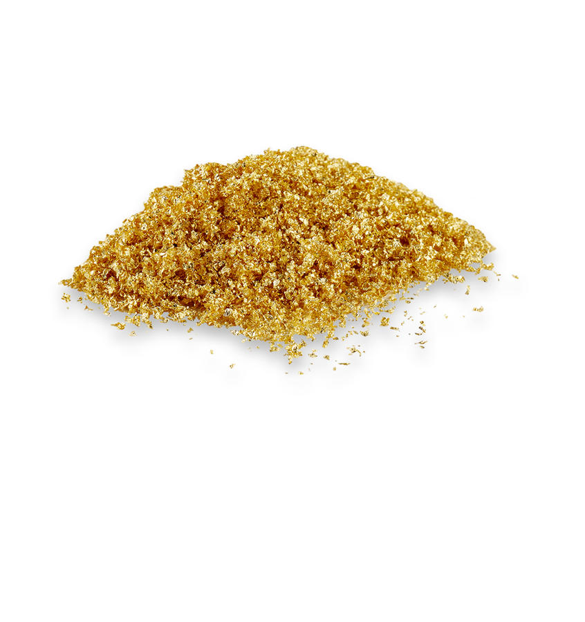 Gold Powder 50 gr Gold Powder